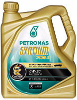 Моторное масло Petronas Syntium 7000 E 0W30 / 18554019 (4л) -
