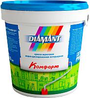 Краска Diamant Комфорт (900мл, белый) -