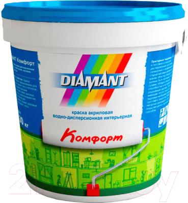 Краска Diamant Комфорт (900мл, белый)