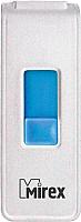 Usb flash накопитель Mirex Shot White 32GB (13600-FMUWST32) -