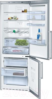 Холодильник с морозильником Bosch KGN49XI2OR