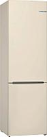 Холодильник с морозильником Bosch KGV39XK22R -