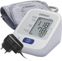 Тонометр Omron M2 Basic (HEM-7121-ARU) + адаптер -