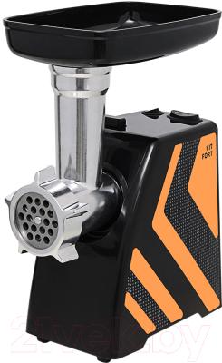Мясорубка электрическая Kitfort KT-2101-3 (оранжевый)