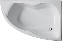 Ванна акриловая Jacob Delafon Micromega Duo 150x100 R / E60218RU-00 (с ножками) -