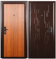 Входная дверь Промет Новосел (85x205, левая) -