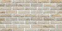Декоративный камень Baastone Кирпич Марсель слоновая кость 102 (245x65x5-20) -