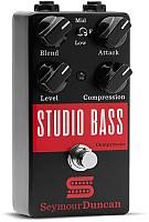 Педаль басовая Seymour Duncan Studio Bass Compressor Pedal -