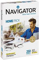 Бумага NAVIGATOR Home Pack A4 80г/м 250л -