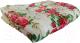 Одеяло Angellini 5с317п (172x205, желтый/розы) -