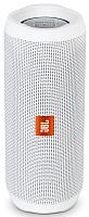 Портативная колонка JBL Flip 4 (белый) -