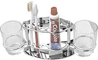 Набор стаканов для зубной щетки и пасты Ledeme L101 -