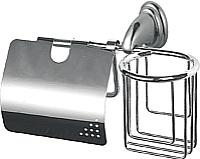 Держатель для туалетной бумаги Ledeme L1503-1 -