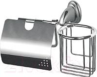 Держатель для туалетной бумаги Ledeme L1503-1