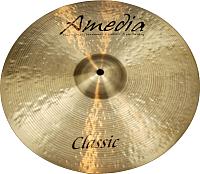 Тарелка музыкальная Amedia Classic Crash Rock 16