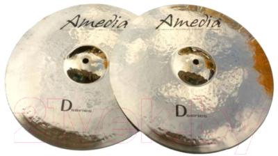"""Тарелка музыкальная Amedia D-series Hi-Hat 14"""""""