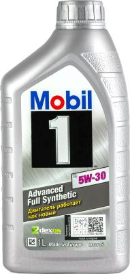 Моторное масло Mobil 1 X1 5W30 152722/154805 (1л)