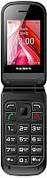Мобильный телефон Texet TM-B216 (красный) -