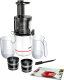 Соковыжималка Bosch MESM500W -