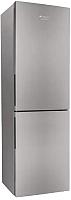 Холодильник с морозильником Hotpoint-Ariston HS 4180 X -