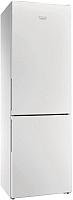 Холодильник с морозильником Hotpoint-Ariston HS 4180 W -