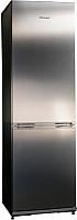 Холодильник с морозильником Snaige RF36SM-S1CB210 -
