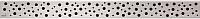 Решетка для трапа Alcaplast Buble-650L -