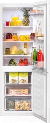 Холодильник с морозильником Beko CSMV5270MC0W
