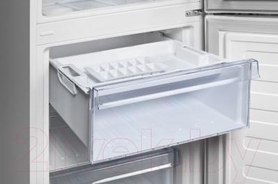 Холодильник с морозильником Beko RCSK335M20W