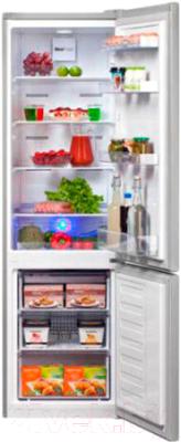 Холодильник с морозильником Beko RCNK310KC0S