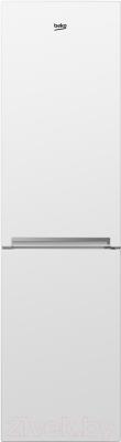 Холодильник с морозильником Beko RCNK335K00W