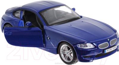 Масштабная модель автомобиля Bburago Street Fire БМВ M Купе / 18-43007