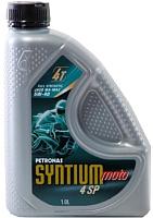 Моторное масло Petronas Syntium Moto 4SP 5W40 / 18261619 (1л) -