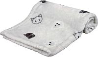 Подстилка для животных Trixie Mini 37168 (cерый) -