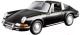 Масштабная модель автомобиля Bburago Street Classics Порше 911 / 18-43214 -