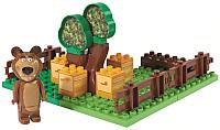 Конструктор BIG Маша и Медведь Пчелиная ферма Мишки 800057092 -