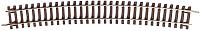Элемент железной дороги Piko Рельсы изогнутые радиус 9 (55219) -