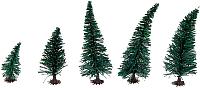 Аксессуар для железной дороги Piko Набор деревьев (55743) -