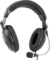 Наушники-гарнитура Defender Orpheus HN-898 / 63898 (черный) -