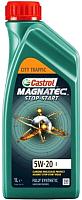Моторное масло Castrol Magnatec Stop-Start E 5W20 / 156DCF (1л) -