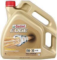 Моторное масло Castrol Edge 0W30 A5/B5 / 156E3F (4л) -