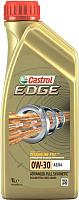 Моторное масло Castrol Edge 0W30 A3/B4 / 157E6A (1л) -