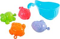 Набор игрушек для ванной PlayGo Формочки 24025 -