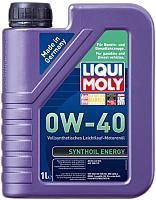 Моторное масло Liqui Moly Synthoil Energy 0W40 / 9514 (1л) -