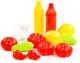 Набор игрушечных продуктов Полесье Продукты №5 / 47007 -
