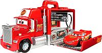 Трейлер игрушечный Smoby Грузовик Мак и машинка Молния МакКуин 500291 -