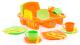 Набор игрушечной посуды Полесье Алиса на 4 персоны / 40725 -