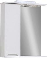 Шкаф с зеркалом для ванной Юввис Марко Z-1 65 (левый) -
