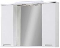 Шкаф с зеркалом для ванной Юввис Марко Z-11 85 -