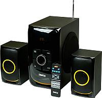 Мультимедиа акустика Dialog Progressive AP-208 (черный) -